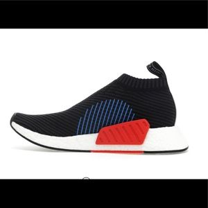 Adidas Shoes - Adidas NMD CS2 Core Black Red Solid